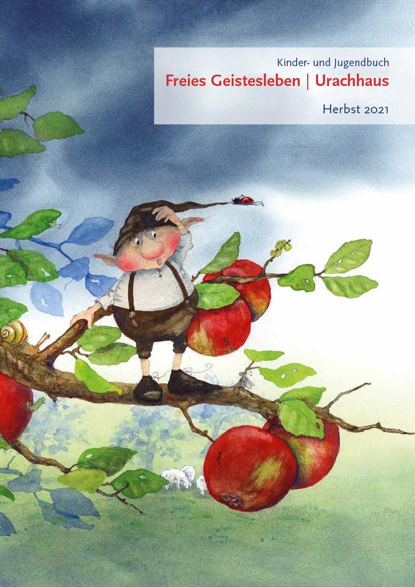 Kinder- und Jugendbuch Herbst 2021
