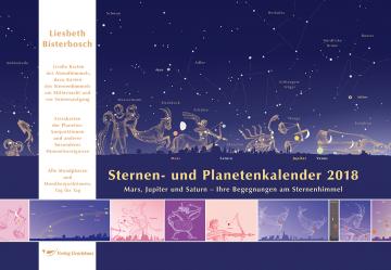 Sternen- und Planetenkalender 2018  Liesbeth Bisterbosch