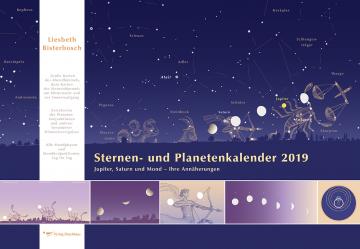 Sternen- und Planetenkalender 2019  Liesbeth Bisterbosch