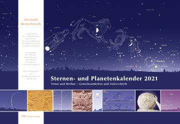 Sternen- und Planetenkalender 2021   Liesbeth Bisterbosch