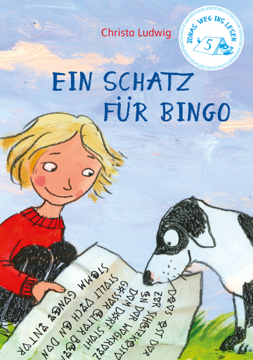 Jonas Weg ins Lesen - 5. Etappe  Christa Ludwig    Katja Gehrmann