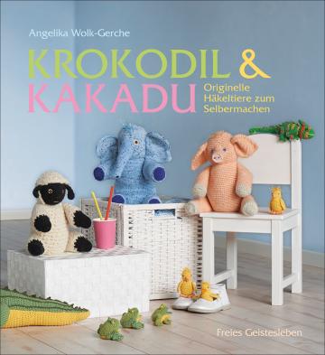 Krokodil und Kakadu  Angelika Wolk-Gerche