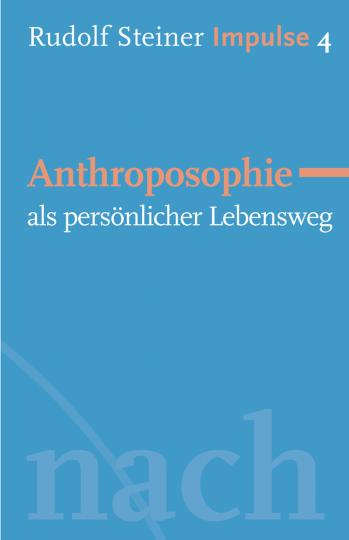 Anthroposophie als persönlicher Lebensweg  Rudolf Steiner   Jean-Claude Lin