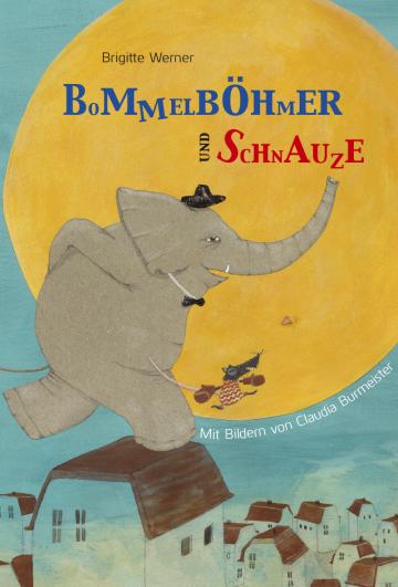 Bommelböhmer und Schnauze  Brigitte Werner    Claudia Burmeister
