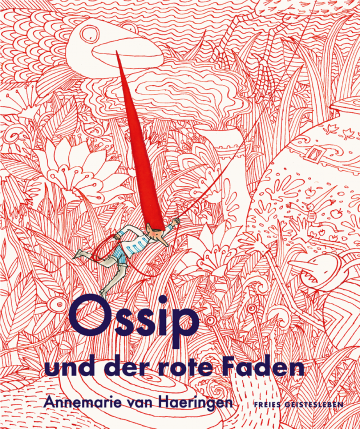 Ossip und der rote Faden Annemarie van Haeringen