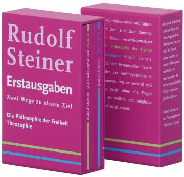 Zwei Wege zu einem Ziel  Rudolf Steiner   Jean-Claude Lin