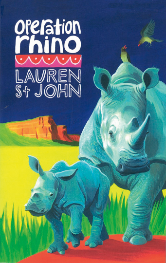 Operation Rhino  Lauren St John    David Dean