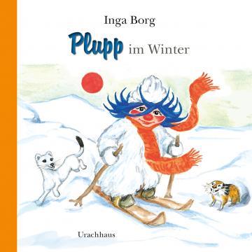 Plupp im Winter  Inga Borg