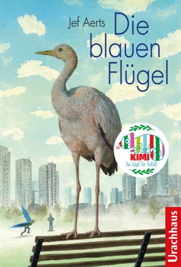 Die blauen Flügel  Jef Aerts    Martijn van der Linden