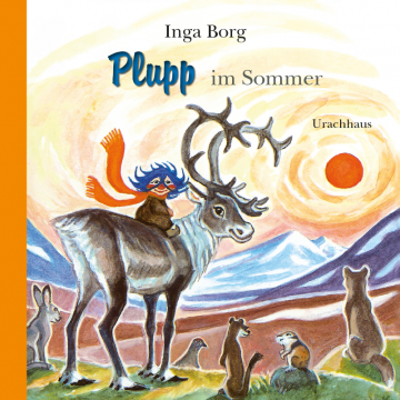 Plupp im Sommer  Inga Borg