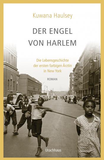 Der Engel von Harlem  Kuwana Haulsey