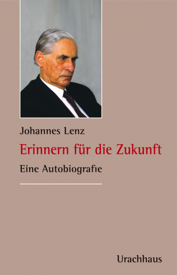 Erinnern für die Zukunft  Johannes Lenz