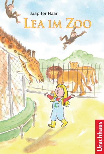 Lea im Zoo  Jaap ter Haar