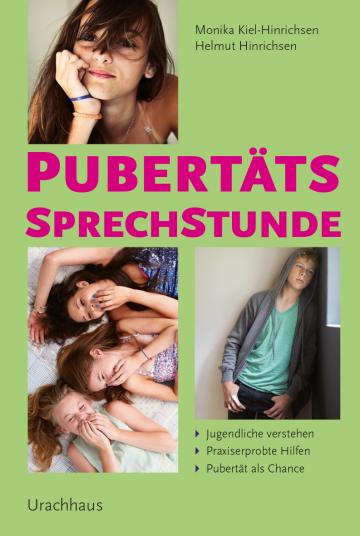 Pubertäts-Sprechstunde  Helmut Hinrichsen ,  Monika Kiel-Hinrichsen