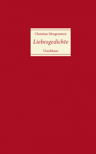 Liebesgedichte  Christian Morgenstern   Jean-Claude Lin