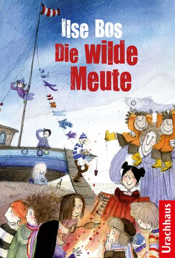 Die wilde Meute Ilse Bos  Linde Faas