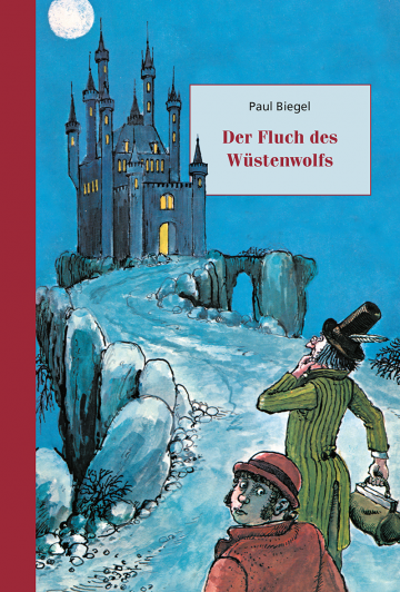 Der Fluch des Wüstenwolfs  Paul Biegel    Carl Hollander