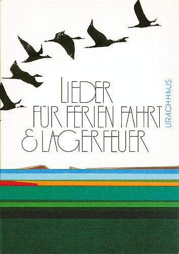 Lieder für Ferien, Fahrt und Abenteuer Dieter Hornemann
