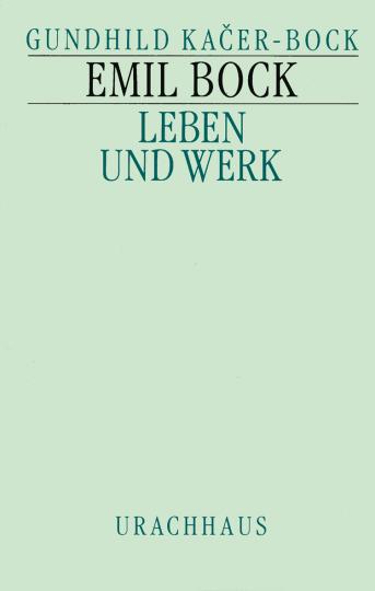 Emil Bock  Gundhild Kacer-Bock