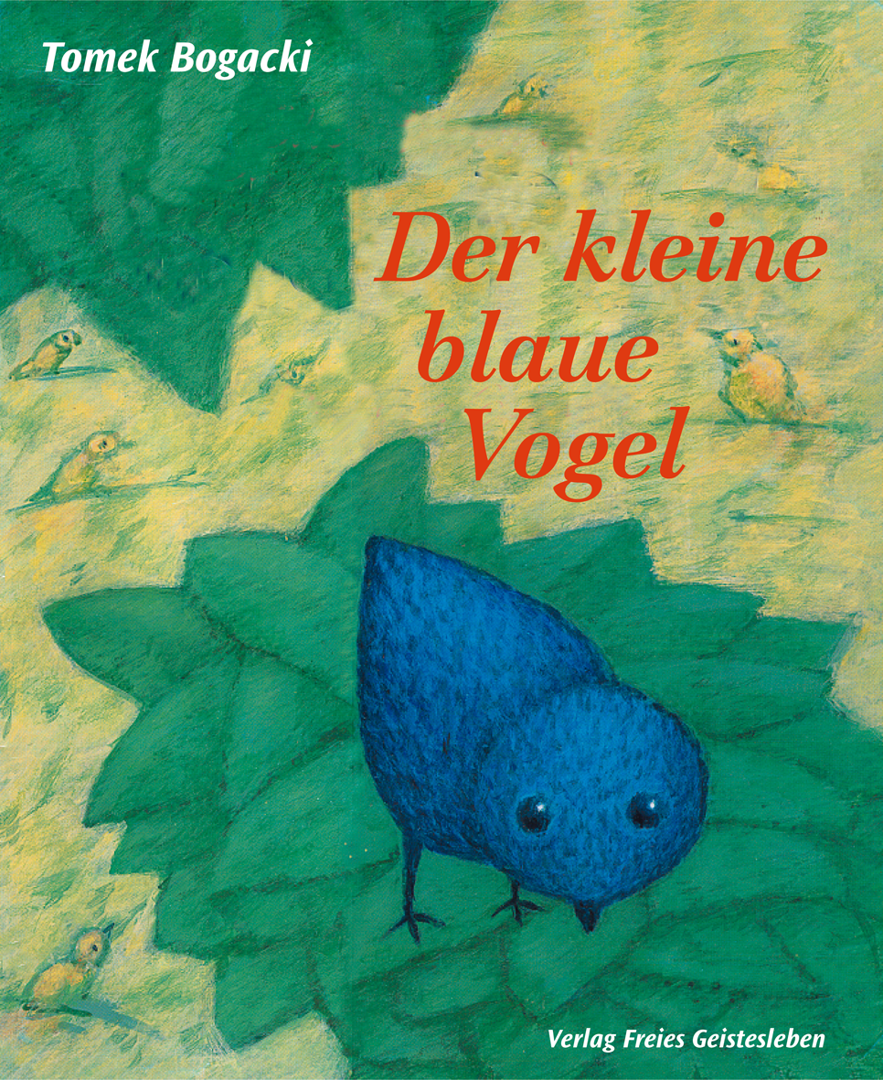 Der kleine blaue Vogel | Verlag Urachhaus