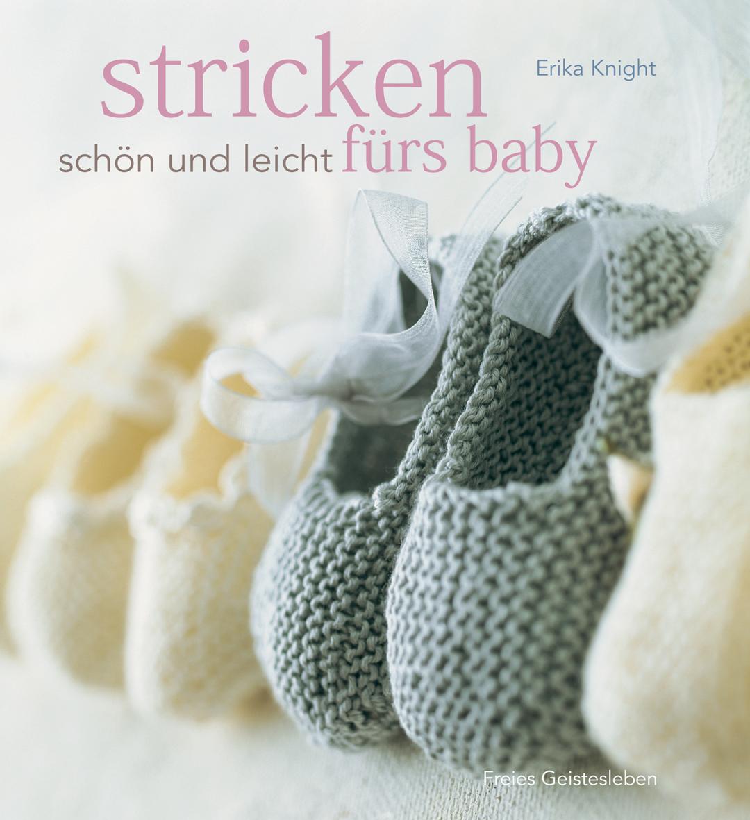 Stricken Schön Und Leicht Fürs Baby Verlag Urachhaus