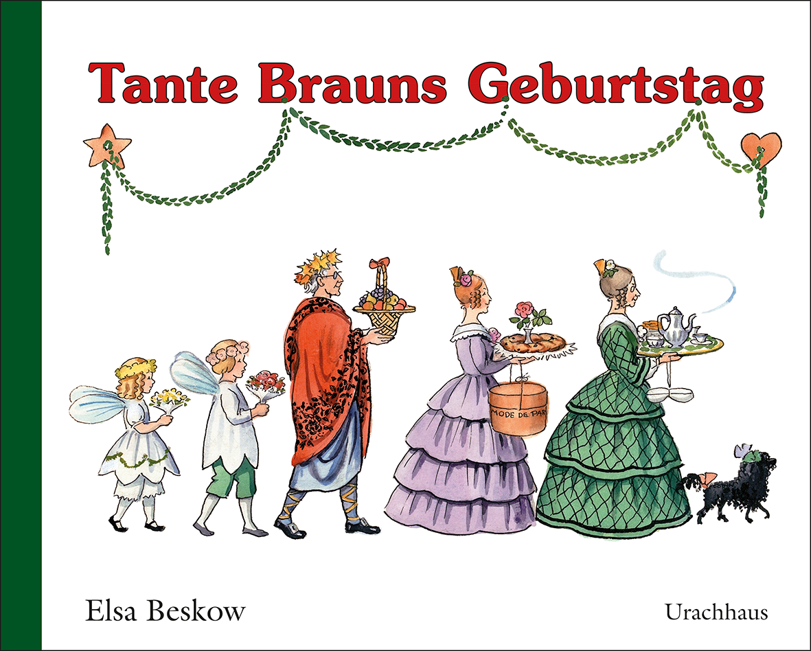 Tante Brauns Geburtstag Verlag Urachhaus