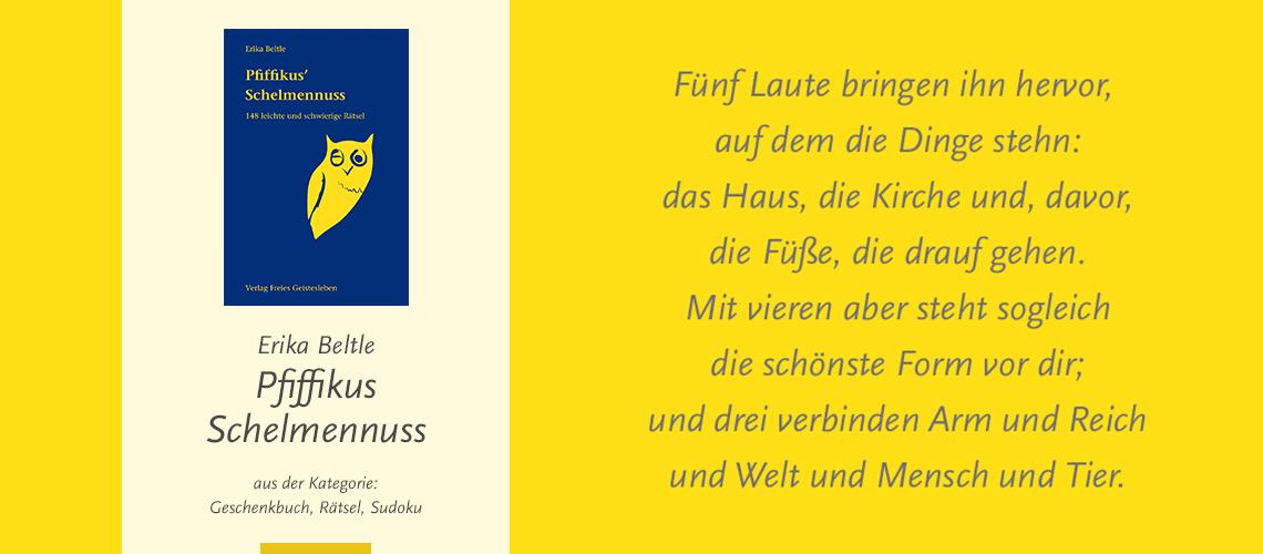 Geschenkbuch, Rätsel, Sudoku | Verlag Urachhaus